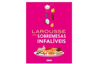 Hora da sobremesa: 7 livros com receitas de dar água na boca