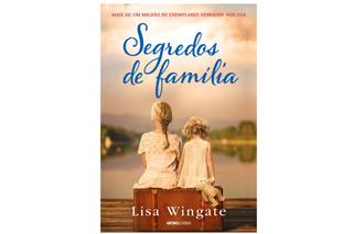 """""""Segredos de Família"""": livro mostra o poder de duas mulheres dispostas a mudarem o passado"""