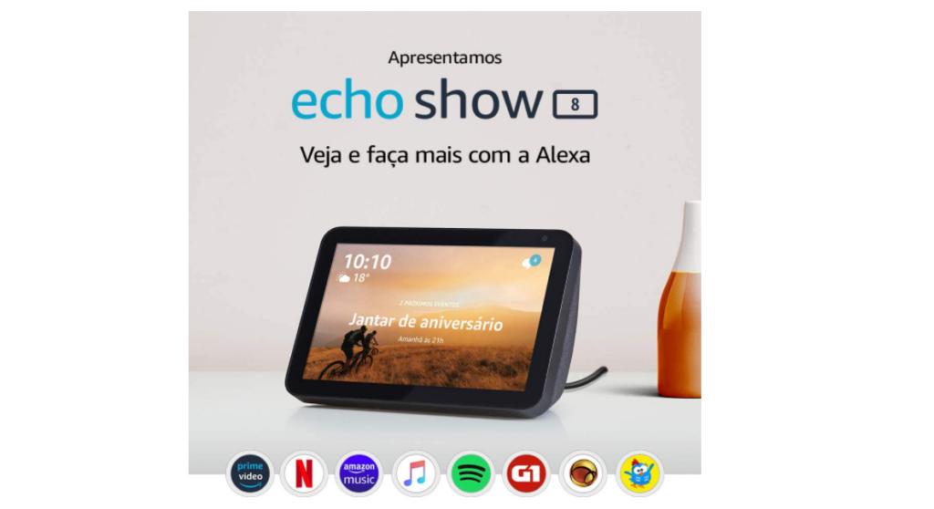 Eletrônicos Amazon com desconto