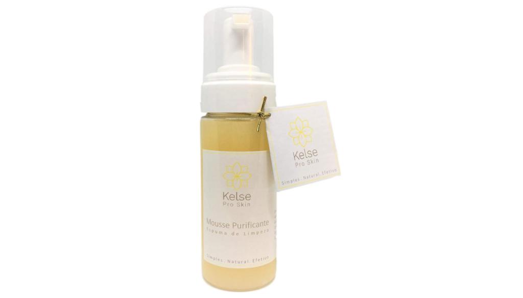 Mousses de limpeza facial para uma pele hidratada