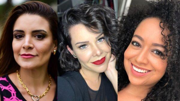"""Fernanda Souza, Renata Del Bianco e Aretha Oliveira falam sobre documentário de """"Chiquititas"""""""