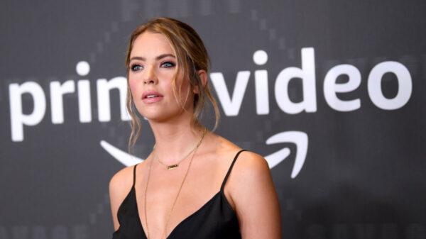 Ashley Benson irá estrelar filme sobre a pandemia