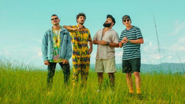 """Hotelo lança EP """"Fim"""" com três músicas inéditas"""