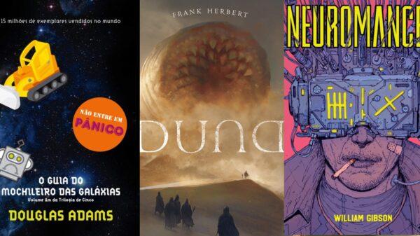 Confira 5 livros sobre ficção científica que vale a pena ler