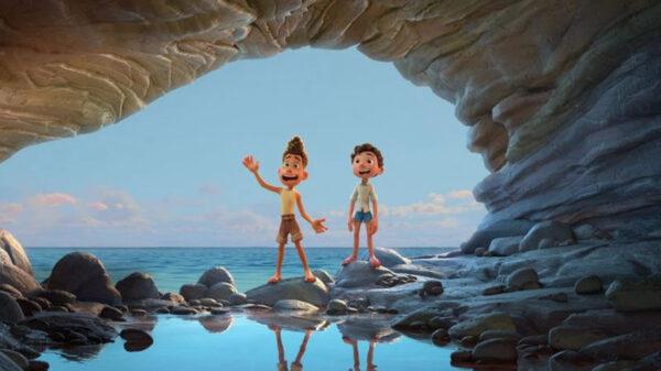 """Animação """"Luca"""" ganha seu primeiro trailer pela Pixar"""