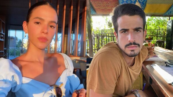 Bruna Marquezine se emociona ao falar de Enzo Celulari em vídeo