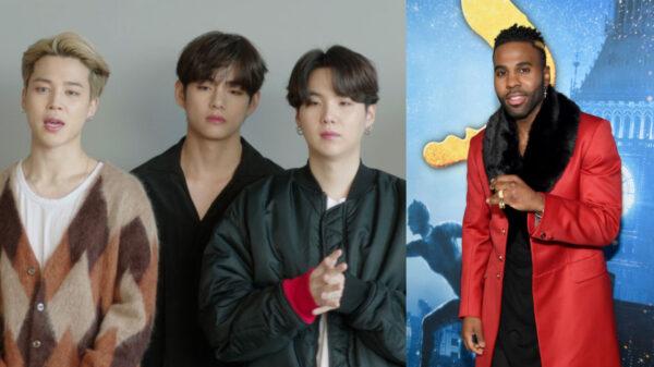 BTS deixa de seguir Jason Derulo