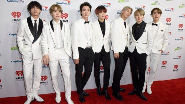 Louis Vuitton anuncia BTS como novos embaixadores globais da marca