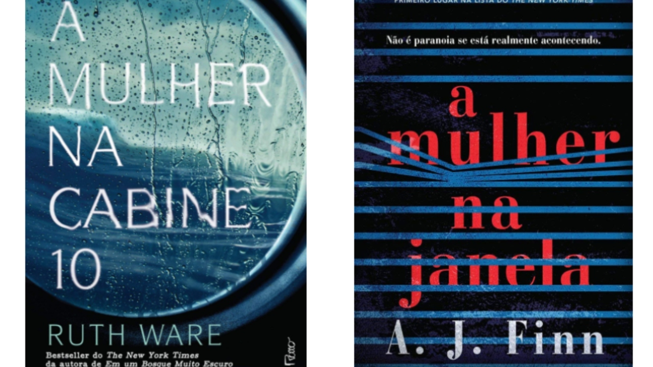 Livros surpreendentes com plot twists