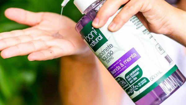 10 sabonetes líquidos para uma pele macia