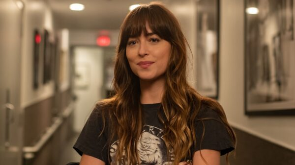 "Dakota Johnson fará parte do elenco de ""Persuasão""."