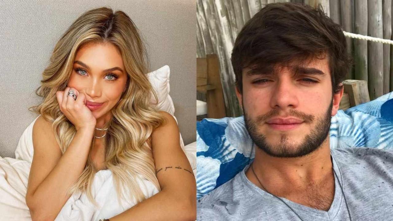 Flavia Pavanelli e Pepe Cruz viajam juntos para Goiás