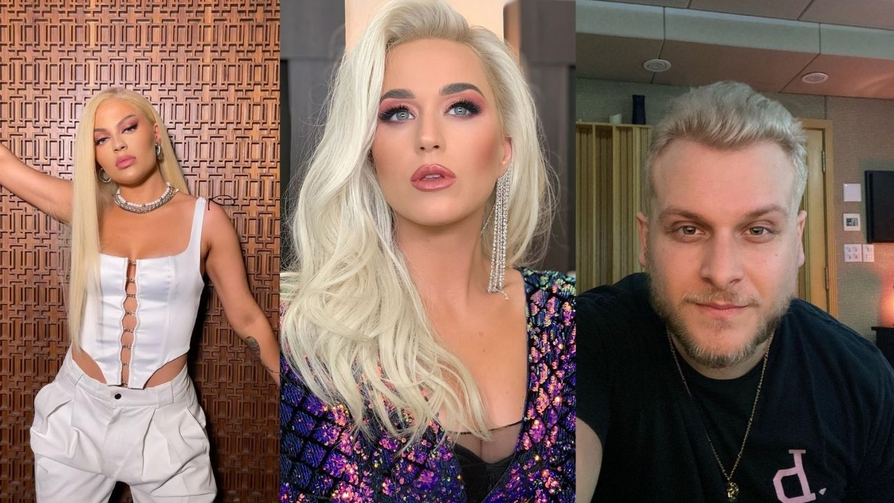 "Katy Perry lança remix de ""Cry About It Latter"" com Luísa Sonza e Bruno Martini"