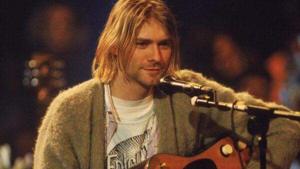 Kurt Cobain tem voz usada em música inédita com ajuda de inteligência artificial.