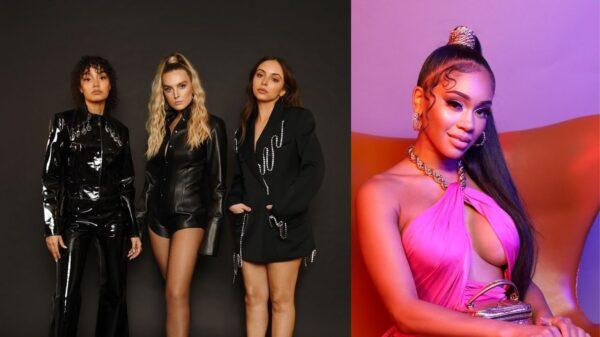 """Little Mix lança nova versão de """"Confetti"""" com a Saweetie"""
