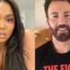Lizzo faz TikTok hilário e mostra conversa com Chris Evans