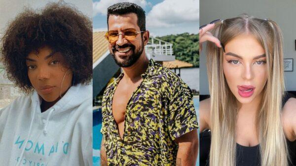 Ludmilla, Dennis DJ e Luísa Sonza