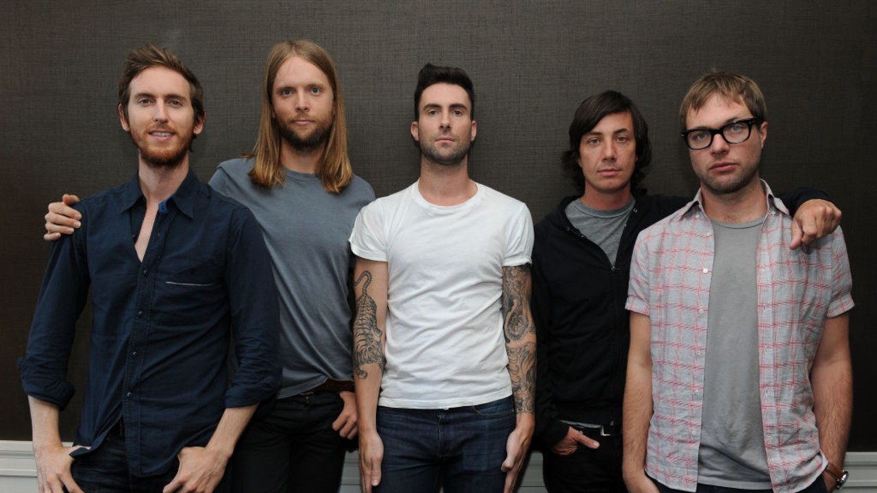 "Maroon 5 anuncia seu mais novo álbum, ""Jordi"""