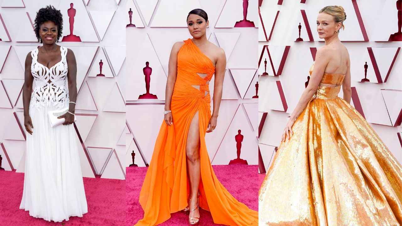 Oscar 2021: confira os looks das celebridades no red carpet