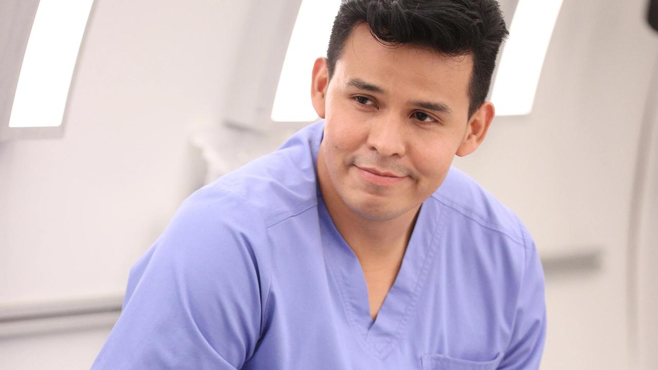 """Robert I. Mesa entra para o elenco de """"Grey's Anatomy"""""""