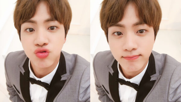 Seokjin, do BTS, compartilha fotos inéditas