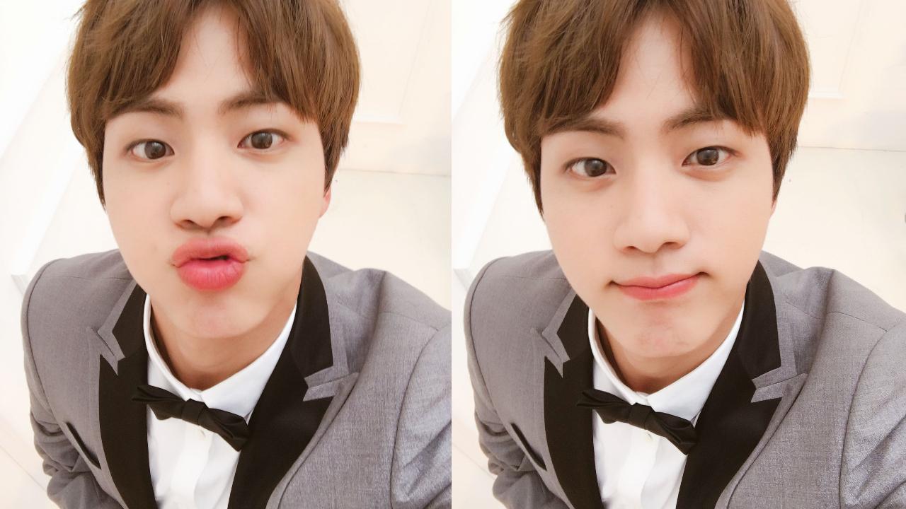 Seokjin, do BTS, compartilha fotos inéditas
