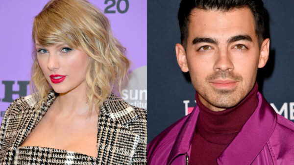 Taylor Swift e Joe Jonas namoraram em 2008