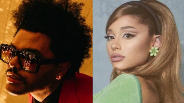 The Weeknd pode lançar parceria com Ariana Grande muito em breve