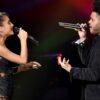 """""""Save Your Tears"""" Remix de The Weeknd com Ariana Grande saiu!"""