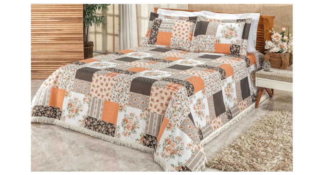 9 roupas de cama e acessórios na Amazon
