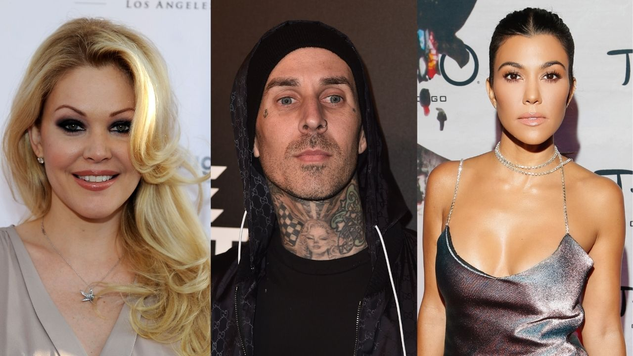 Ex-esposa de Travis Barker manda indireta para ele e Kourtney Kardashian