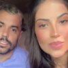 Lipe Ribeiro e Maju Mazalli