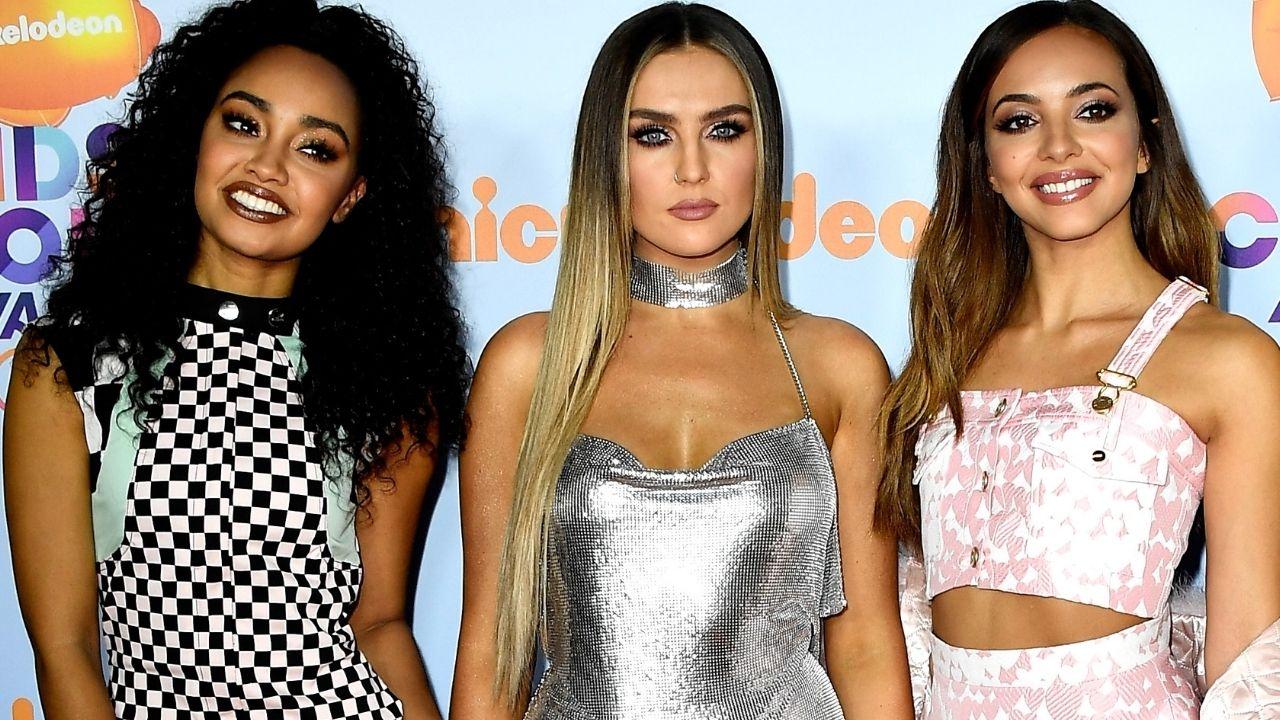 "Little Mix faz história e vence o ""Best British Group no BRIT Awards 2021!"