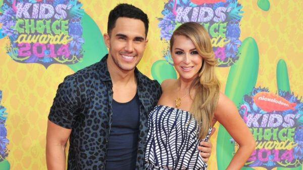 Mais um! Alexa Vega e Carlos Pena anunciam nascimento do terceiro filho