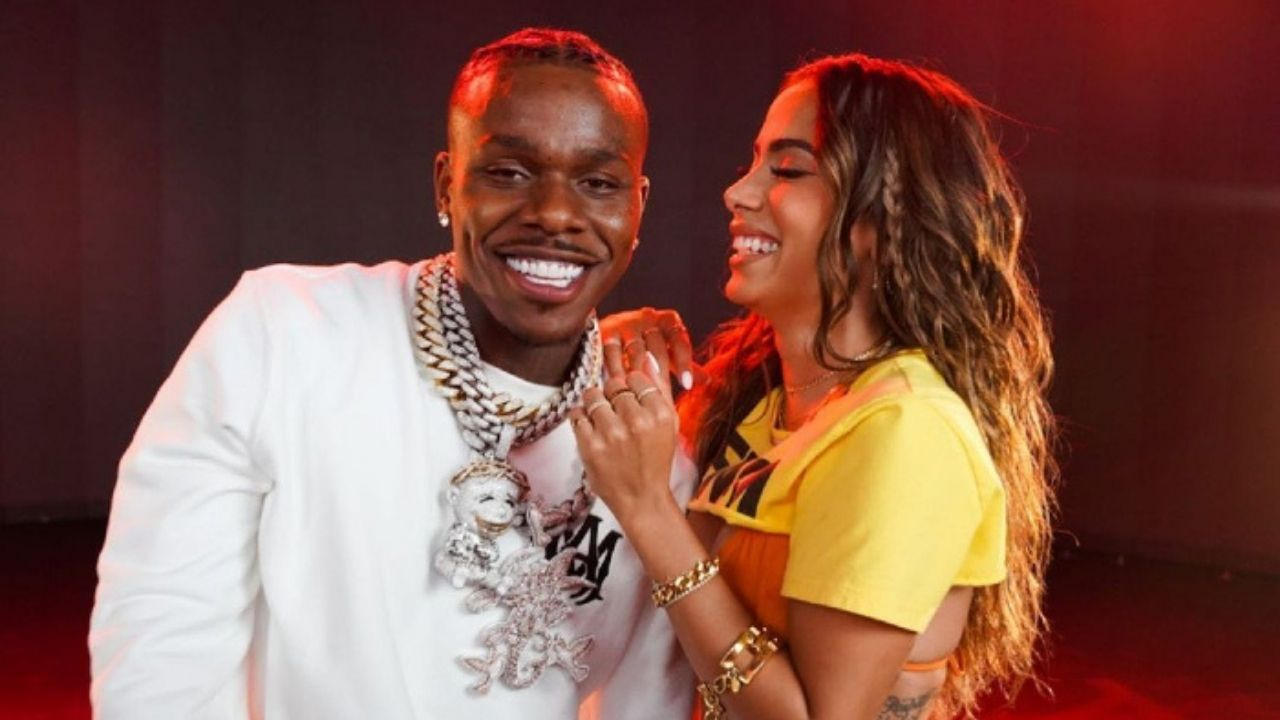 "Anitta lança videoclipe remix de ""Girl From Rio"" com DaBaby"