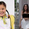 """Aysha, que interpretou Laura em """"Carrossel"""", mostra antes e depois e choca fãs!"""