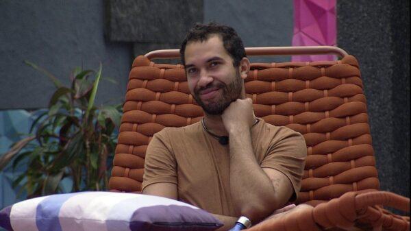 Gilberto, ex-BBB21, fala sobre sonho após o fim do reality