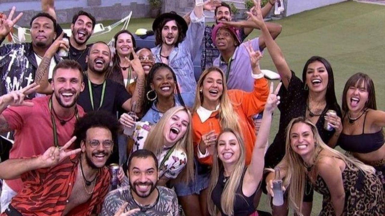 BBB21: Projota, Karol Conká, Rodolffo e Pocah retornam para show da Grande Final