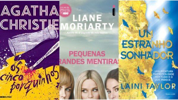 9 eBooks de ficção para conferir
