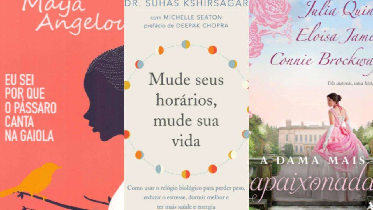 6 livros surpreendentes para o Dias das Mães