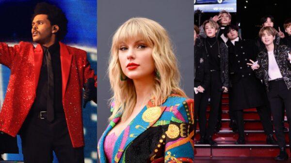confira todos os vencedores da billboard music awards