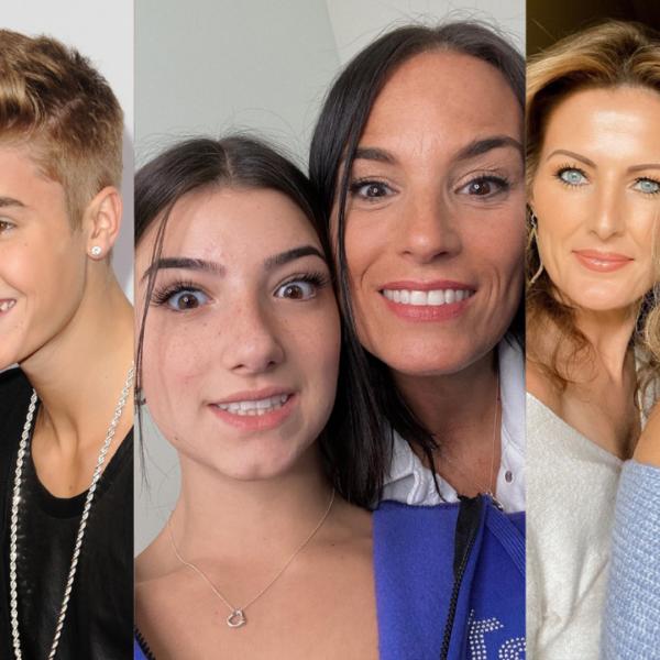 Famosos publicam homenagens de Dia das Mães