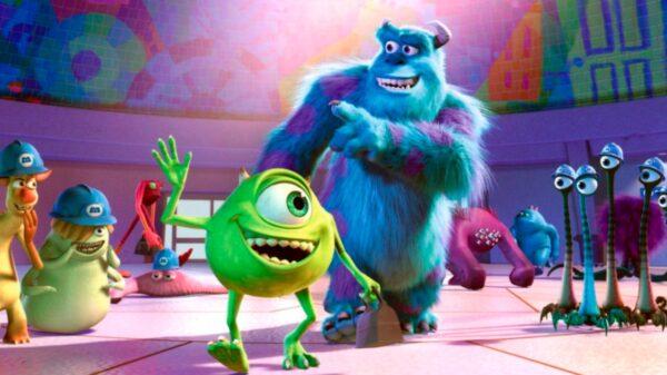 disney divulga primeiro teaser a serie monsters at work