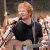 Ed Sheeran relata que filha não gosta de suas músicas
