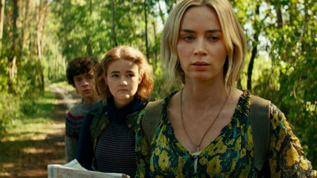 """Emily Blunt comenta que há chances de uma parte 3 de """"Um Lugar Silencioso"""""""