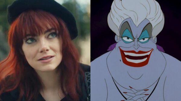 Emma Stone revela que a personagem Úrsula merece um filme próprio