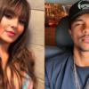 Thaís Braz revela crush em Xamã