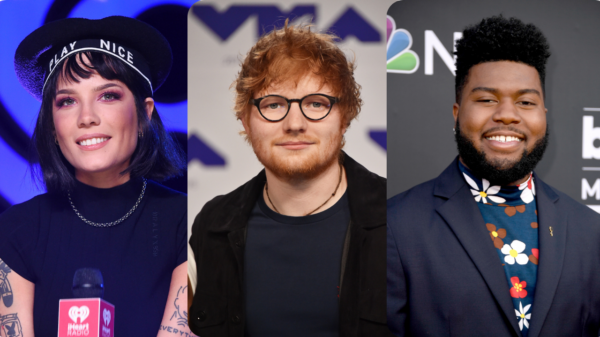 "Halsey, Ed Sheeran e Khalid são acusados de plágio por hit ""Eastside"""