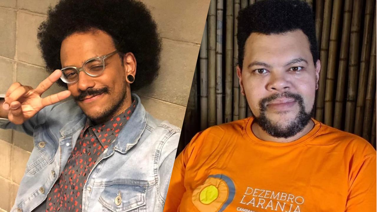João Luiz e Babu Santana entram para programa no Globoplay