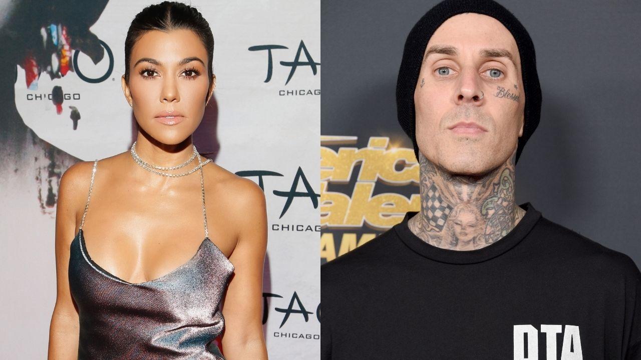 Kourtney Kardashian e Travis Barker pensam em se casar
